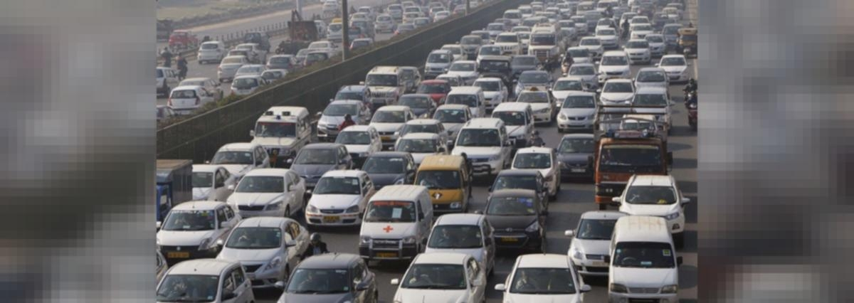 Contra lane on P D'Mello Road to beat peak hour traffic