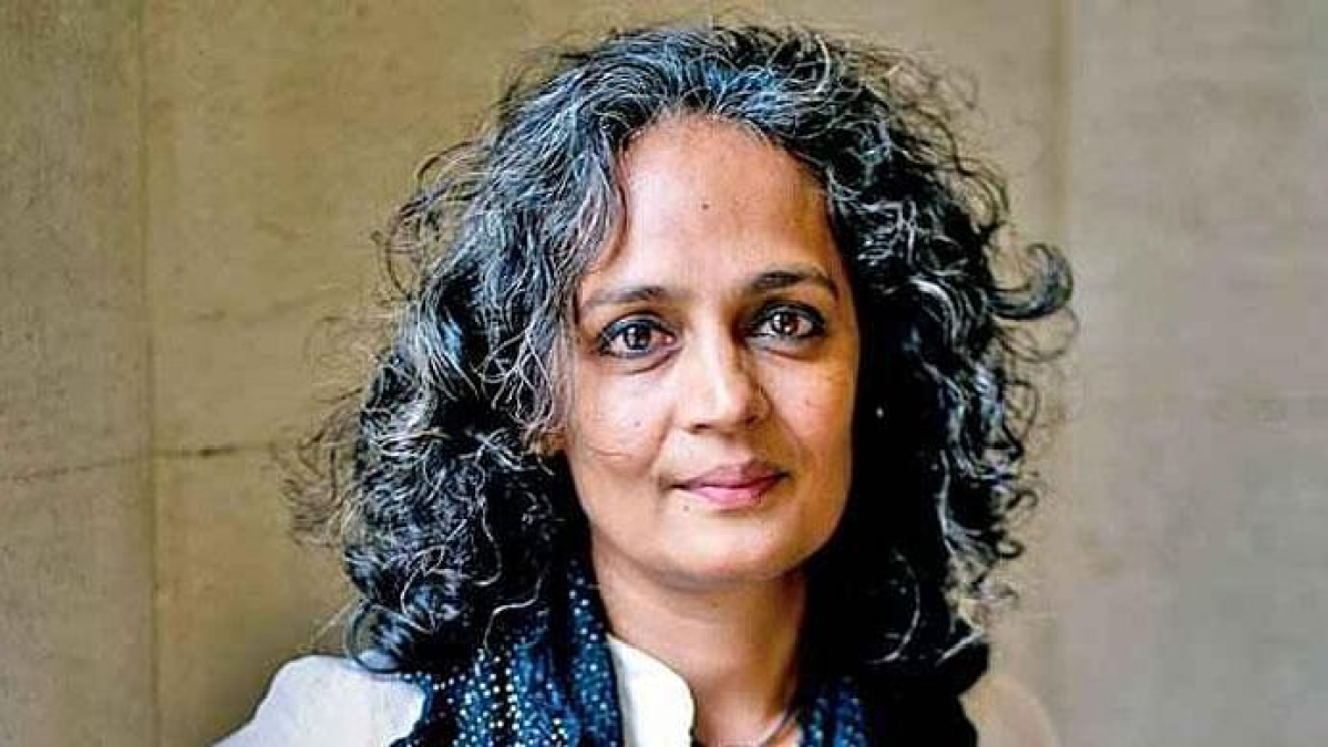 Arundhati Roy's book 'Walking With The Comrades' removed from a Tamil Nadu university's syllabus