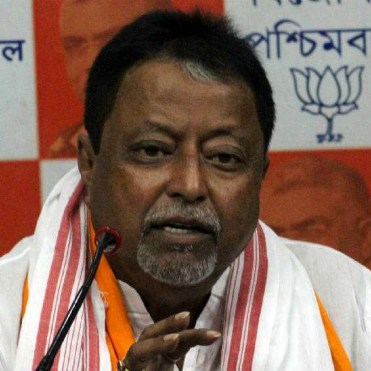 West Bengal: BJP readies letter demanding removal of TMC leader Mukul Roy's from MLA post