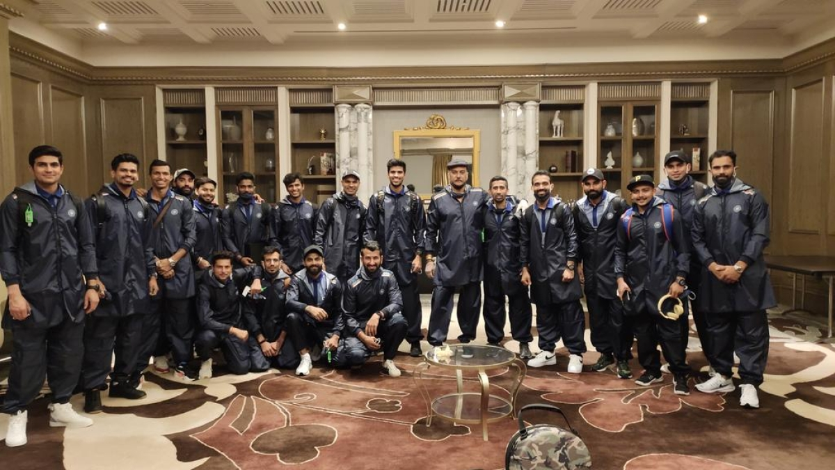 The Indian Cricket Team