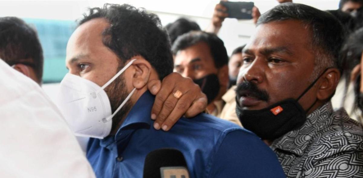 Kerala: 26-hour ED raid at Bineesh's house, family alleges harassment