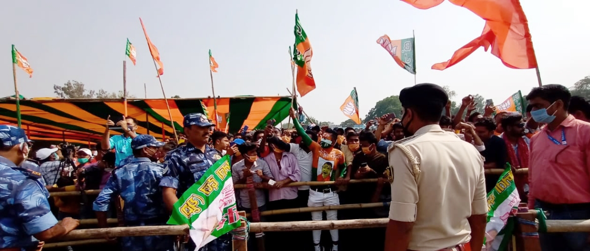 Assam assembly polls: NDA leads the table