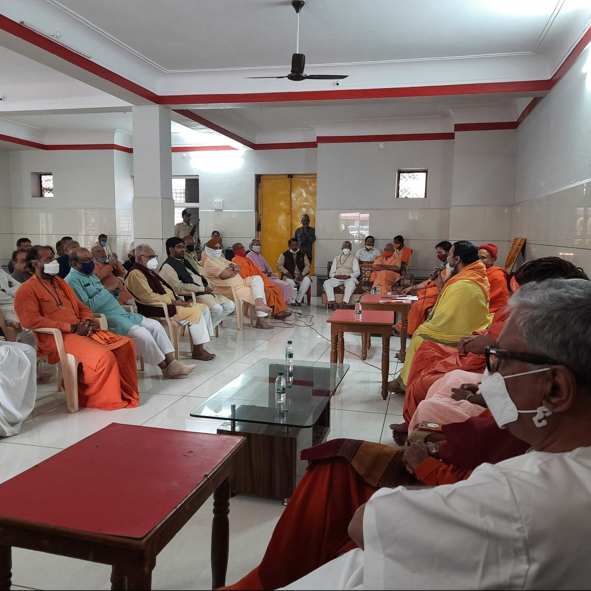 Ujjain: 'Govt has converted Mahakal Temple into commercial venture'