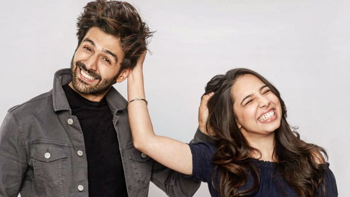 Karthik Aaryan birthday special: Pics, videos that document his bond with sister Kritika aka Kittu
