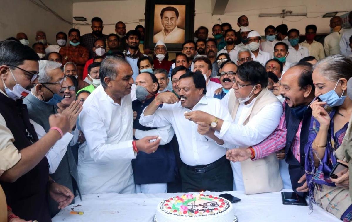 Sajjan Singh Verma counsels Kapil Sibal, P Chidambaram to make way for young leaders