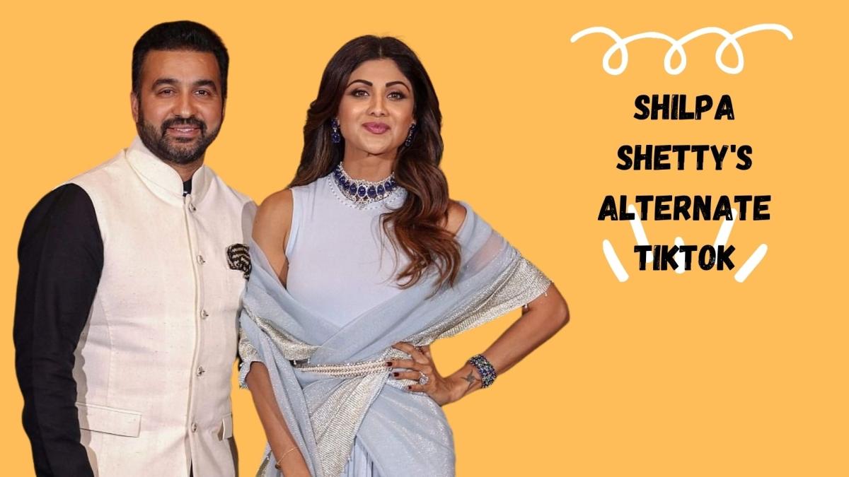 Shilpa Shetty Kundra, Raj Kundra to launch Indian alternative of TikTok