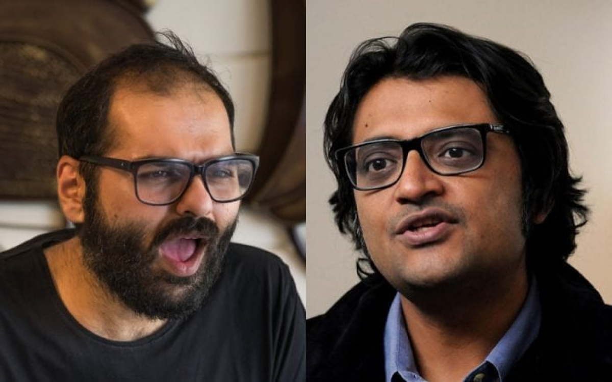 Kunal Kamra won't eat his words, says all he gave was his view of the interim bail granted to a 'Prime Time Loudspeaker'