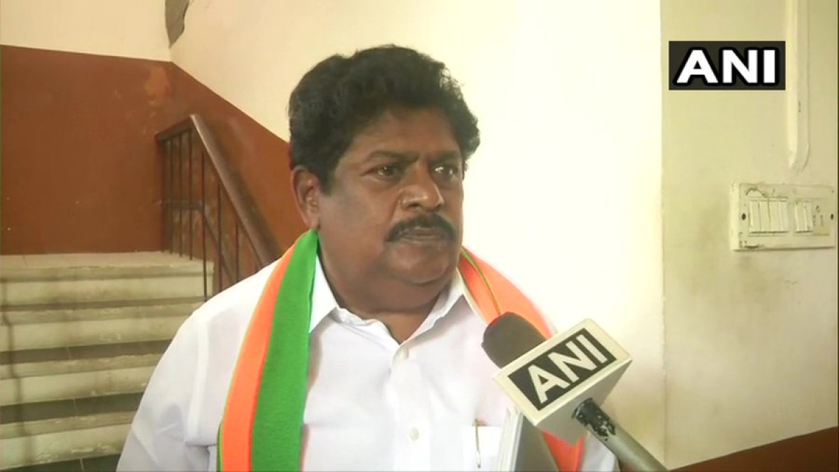 Suspended DMK leader KP Ramalingam joins BJP, claims 'will try to bring Alagiri too'
