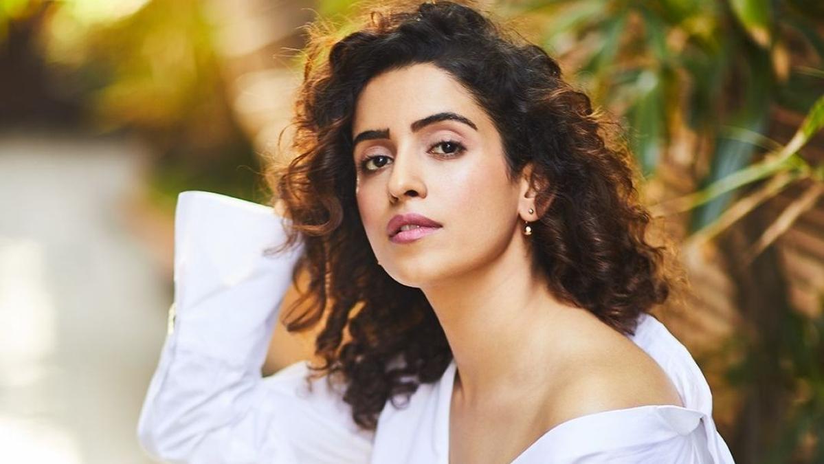 Sanya Malhotra riding high on the success of Ludo