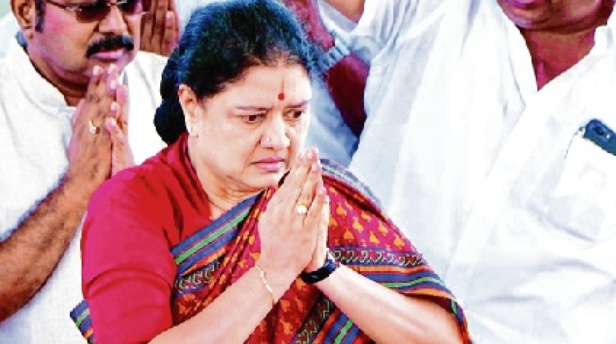 Sasikala pays Rs10 crore fine; TN CM says her release won't impact ADMK