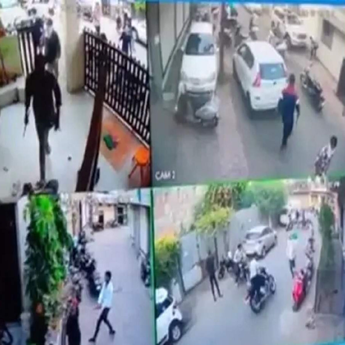 Indore: Two arrested for attacking BJP leader Gopi Krishna Nema's house