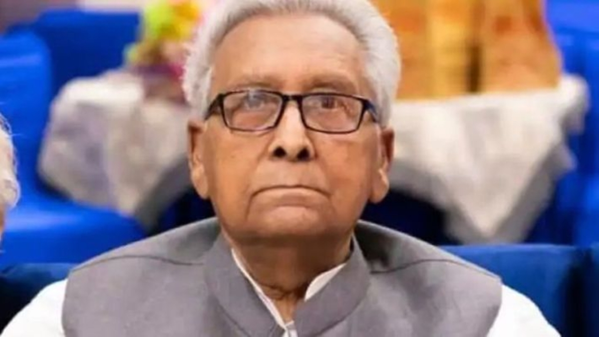 Former Bihar chief minister Satish Prasad Singh
