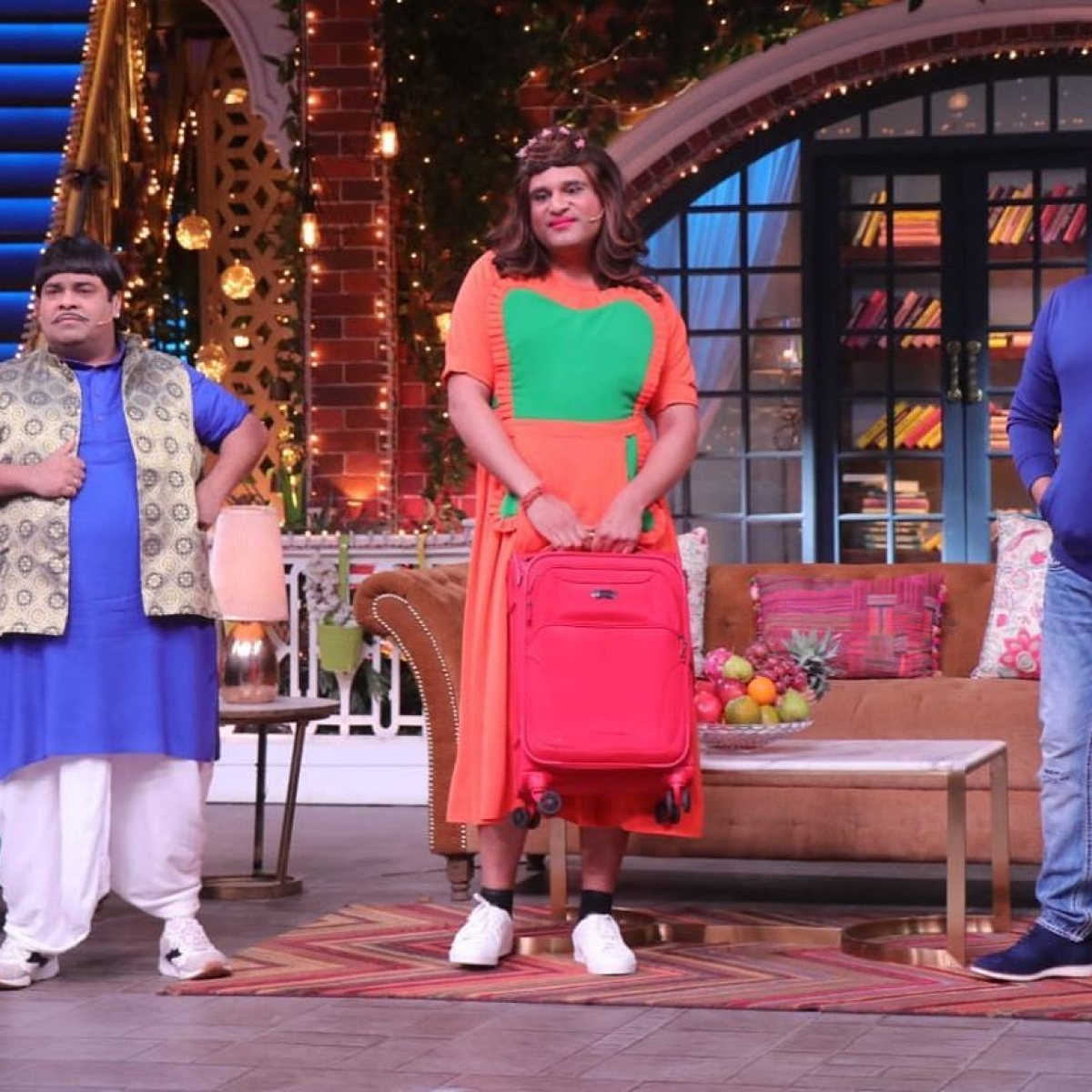 Did Krushna Abhishek threaten to leave 'The Kapil Sharma Show' in the middle of an episode?