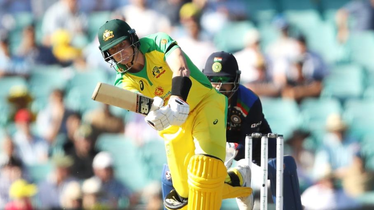 Ind vs Aus 1st ODI: Finch, Smith hit centuries to guide hosts to mammoth 374/6