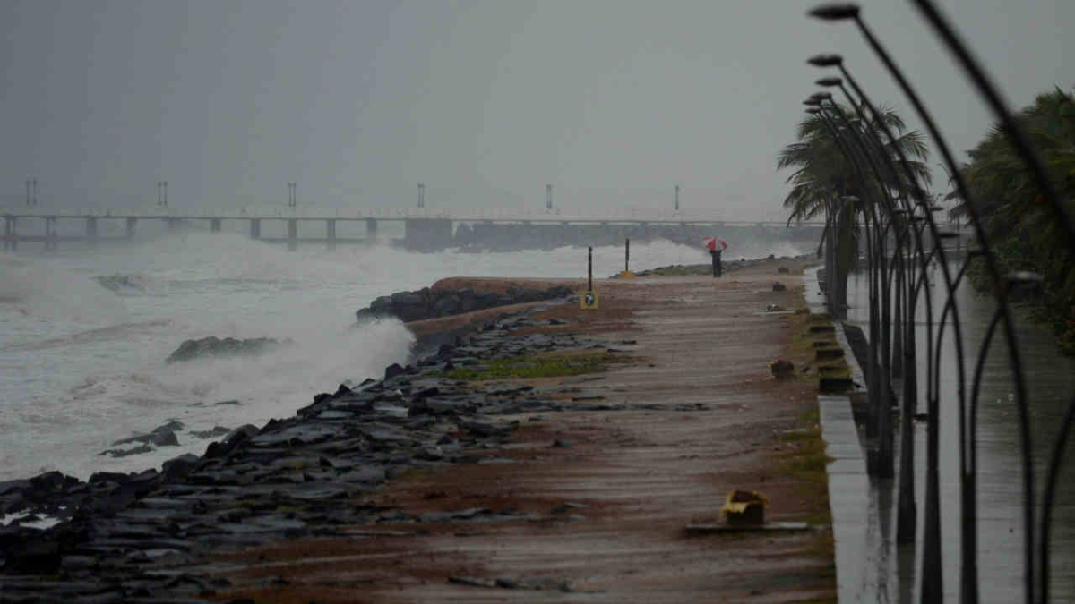 Cyclone Nivar: Heavy rains batter TN, Pondy; no loss of lives reported