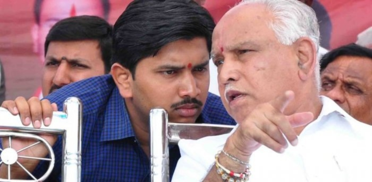 BSY's secy refuses to record statement