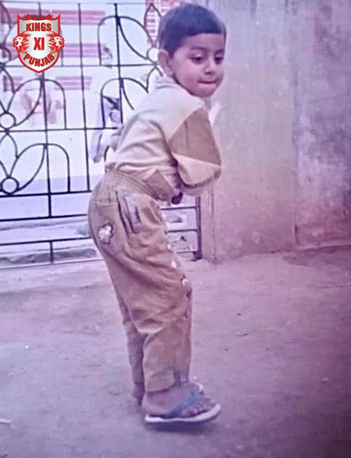 Children's Day 2020: Can you guess these young Kings XI Punjab cricketers?