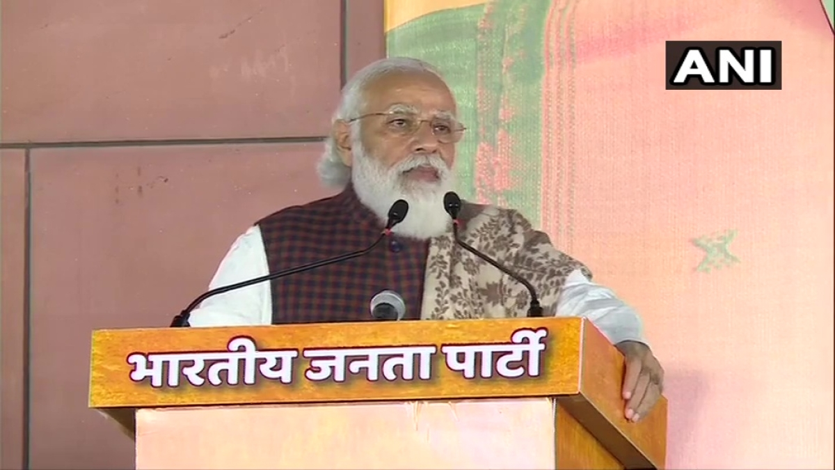 Family-run parties biggest threat to India's democracy, says PM Modi; thanks BJP workers after Bihar win