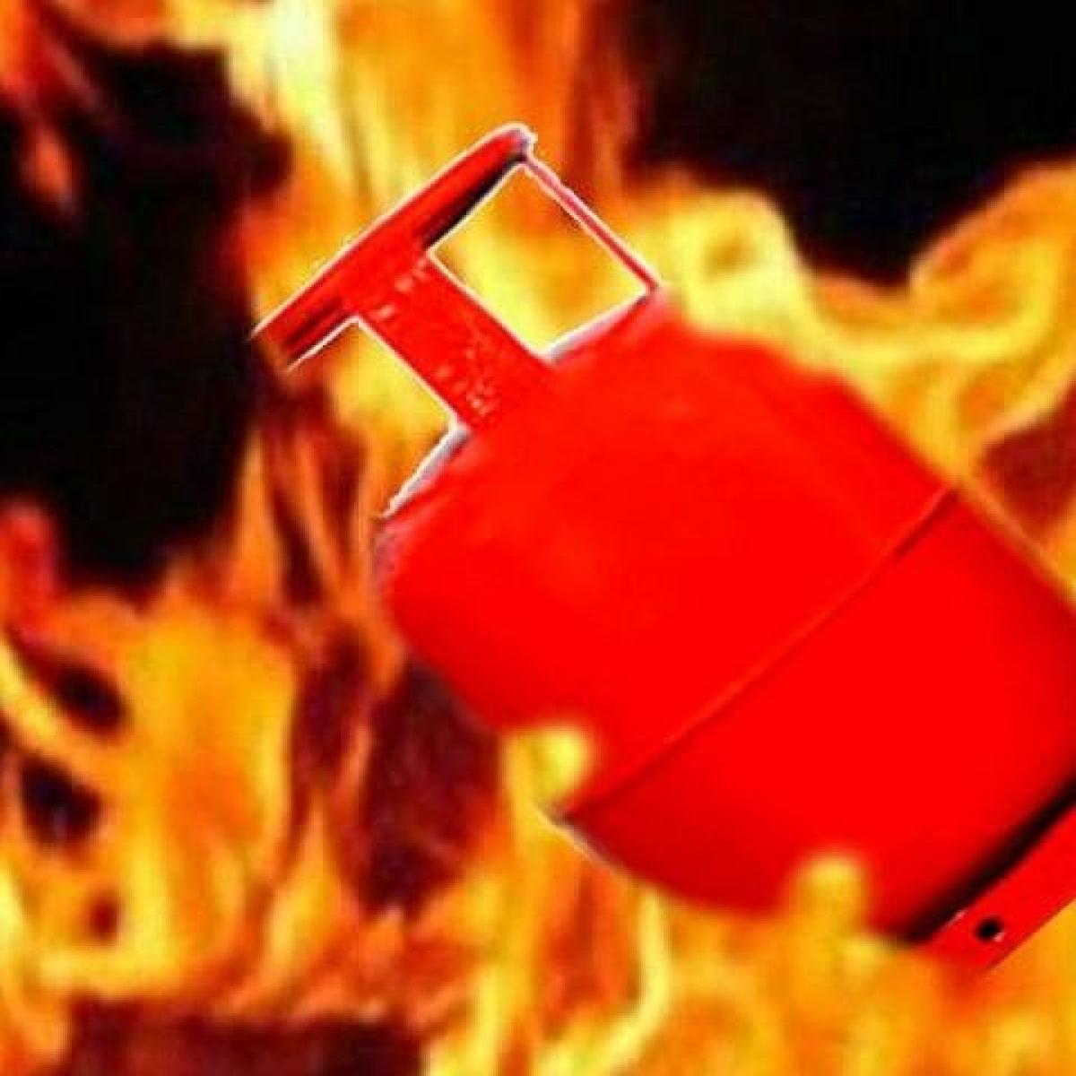 Three dead, three injured in LPG cylinder blast in Sakinaka