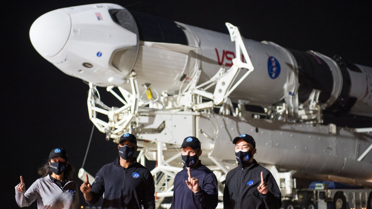 NASA certifies SpaceX Crew Dragon to carry astronauts