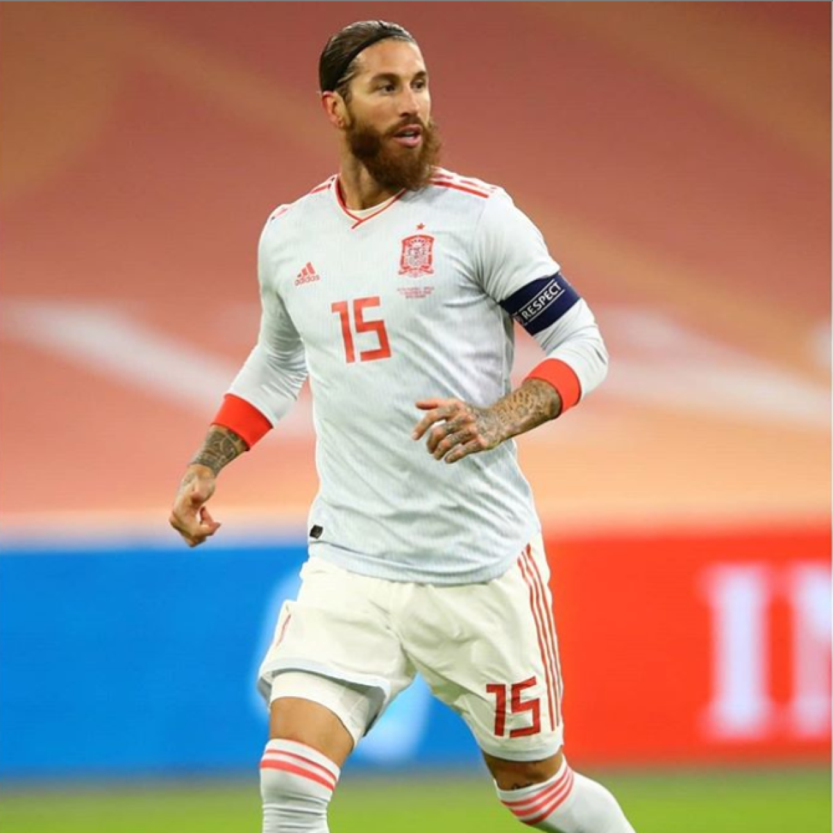 Despite missing two spot-kicks in single game, Sergio Ramos to continue taking penalties for Spain
