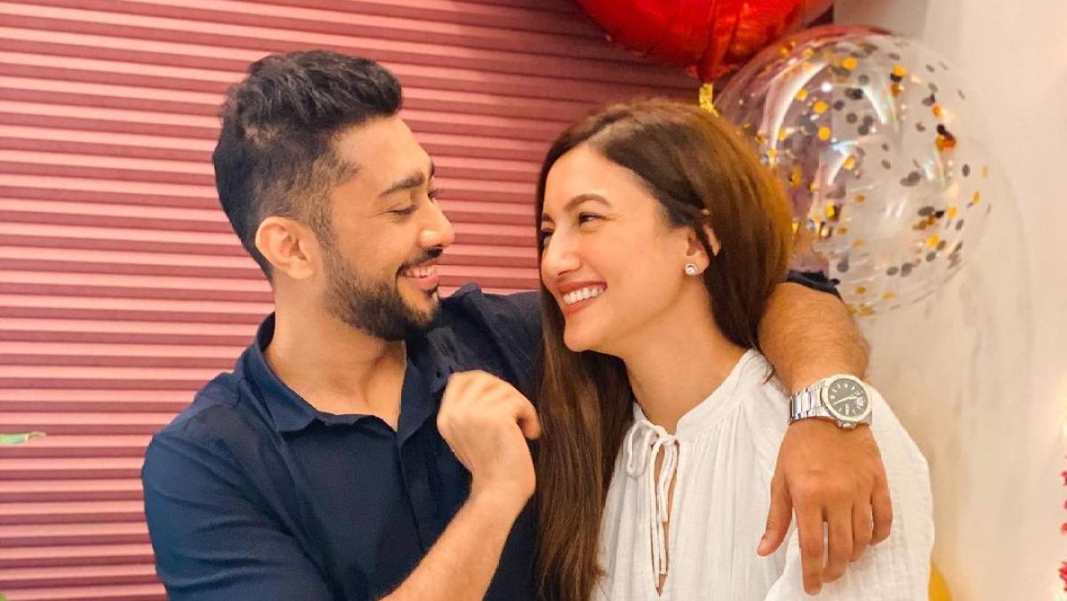 Watch: Zaid Darbar reveals how Gauahar Khan 'literally fell in' love with him