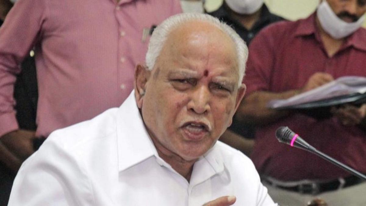 CM Yediyurappa indicates extension of stricter measures in Karnataka
