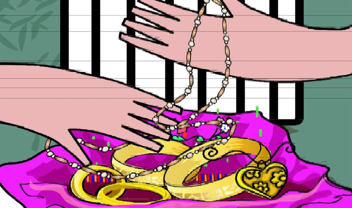 Maid held for theft at elder couple's home in Kandivali (W)