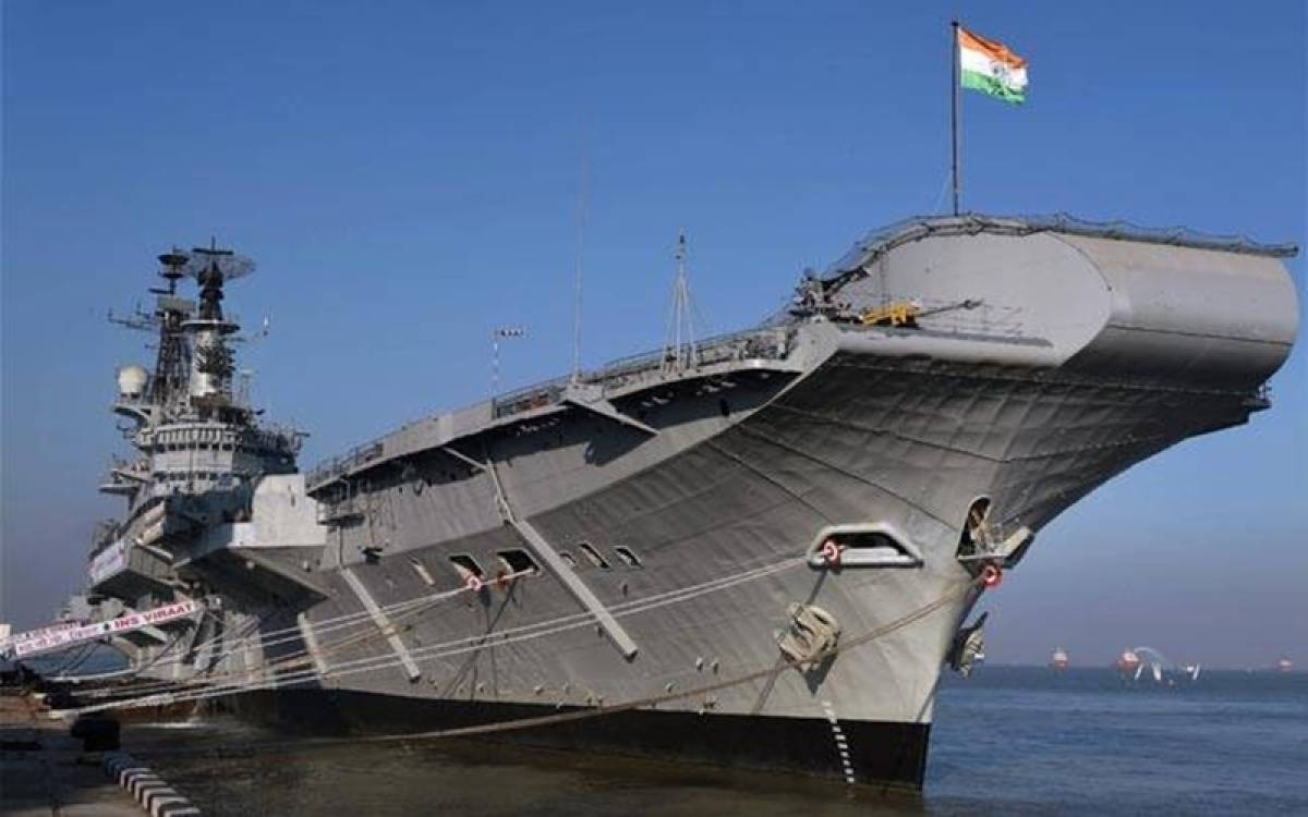 No objection if Viraat is bought by another firm from present owner: Centre
