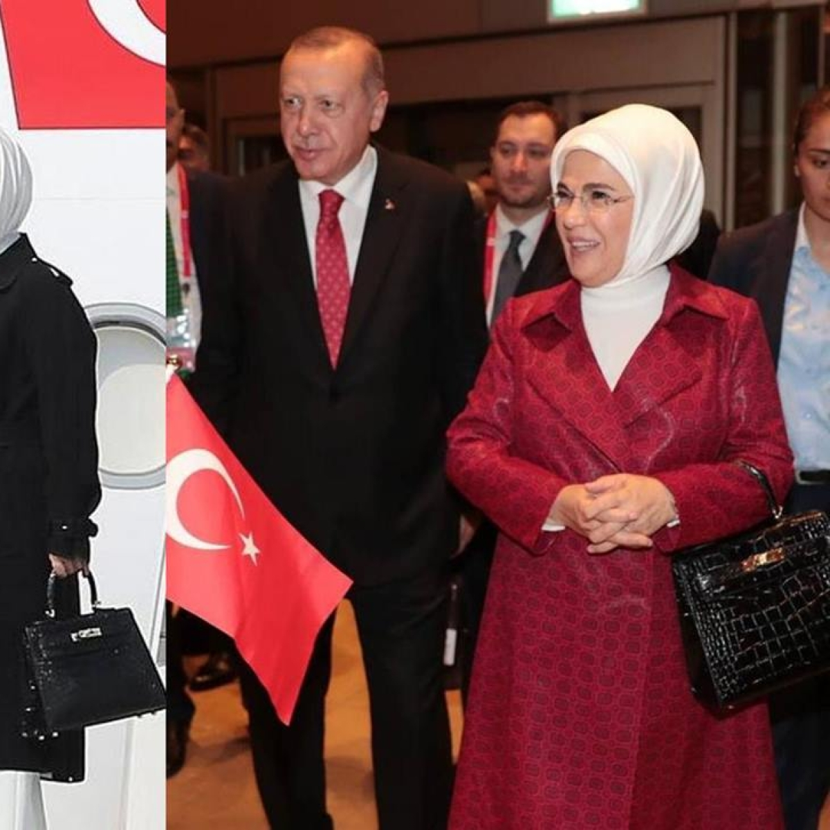 Amid boycott of French products, Turkish first lady's Rs 37 lakh 'fake' Birkin bag draws ire