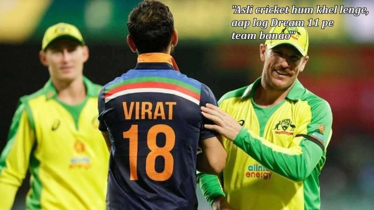 Aus vs Ind 2nd ODI: Best memes and jokes as Aussies set a target of 390