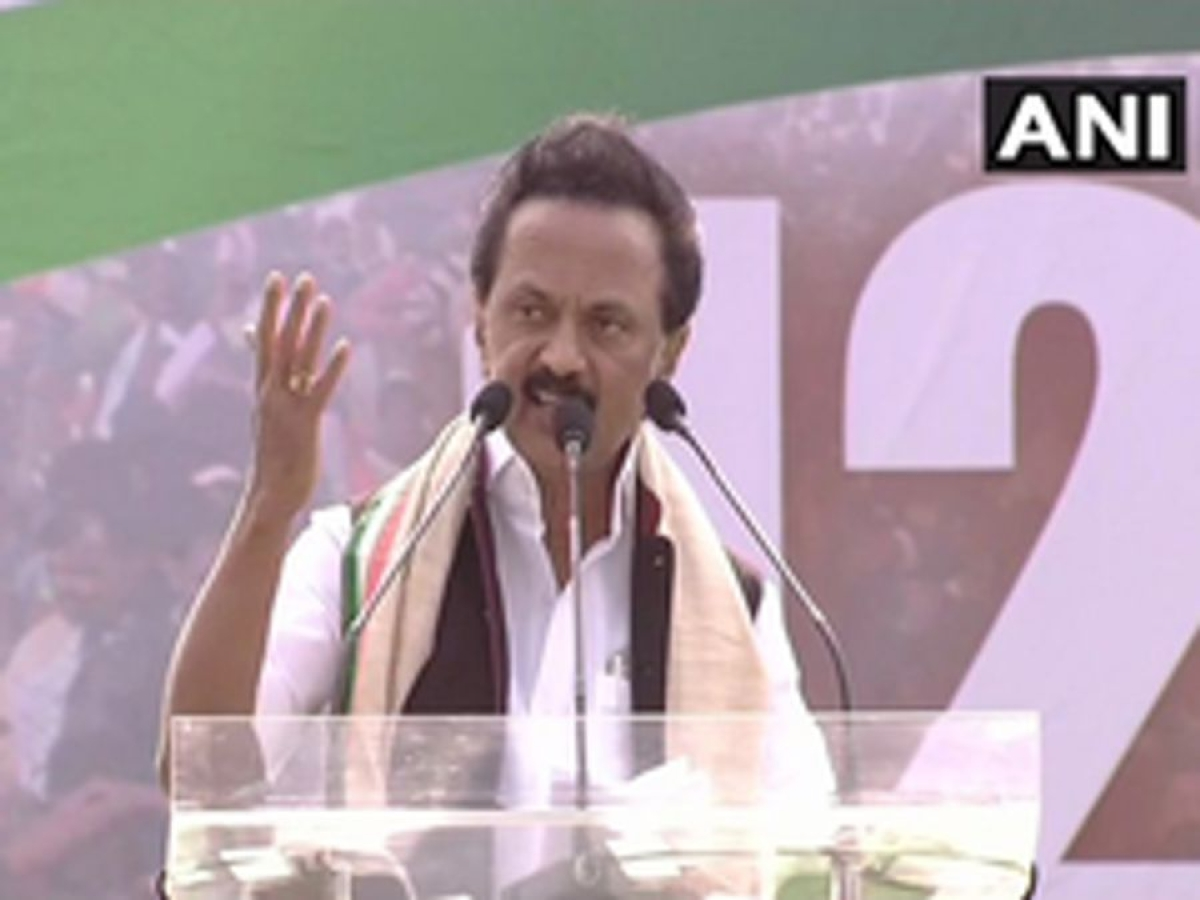 Modi's speeches did not mention statehood: Stalin