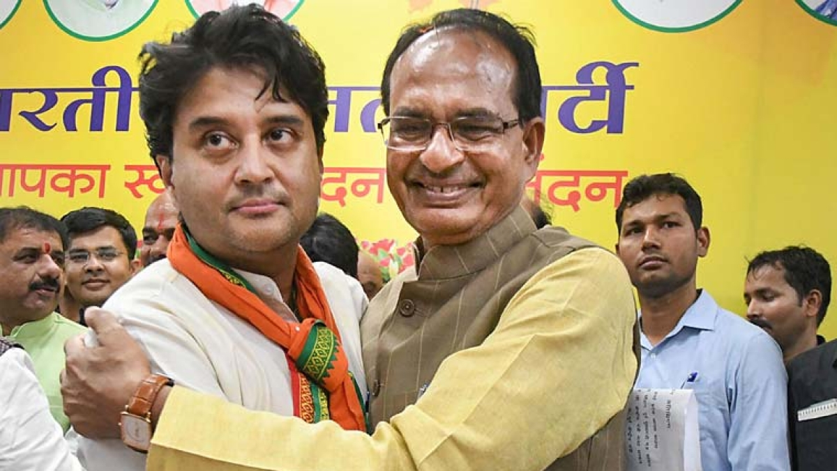 MP Bypoll Results: Shivraj Singh Chouhan, not Jyotiraditya Scindia, is the winner in Madhya Pradesh