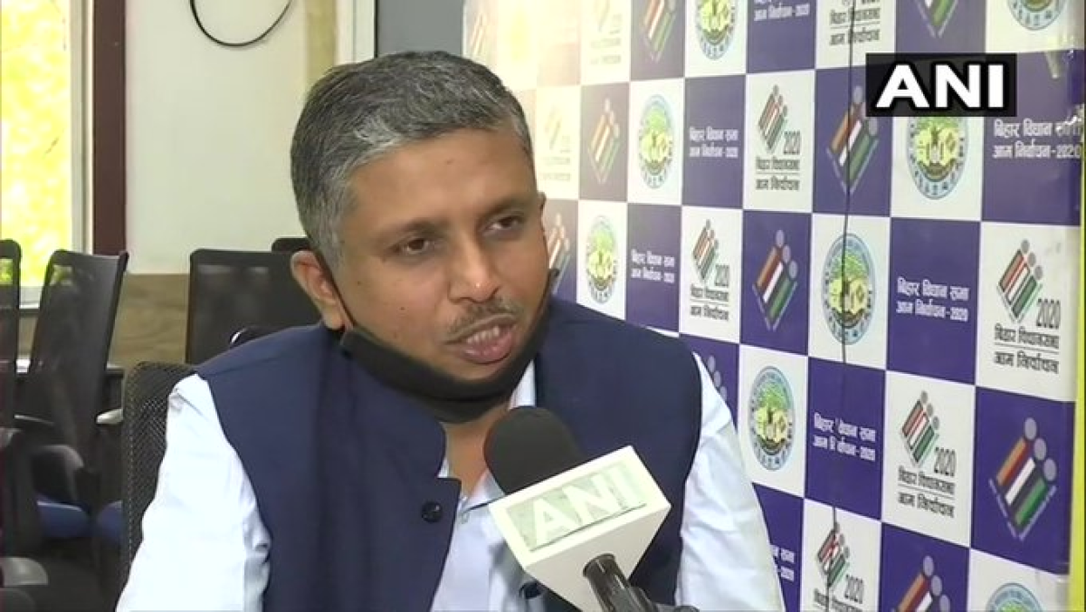 Too early to declare Bihar polls winner? Bihar CEO says only 20% of votes counted so far