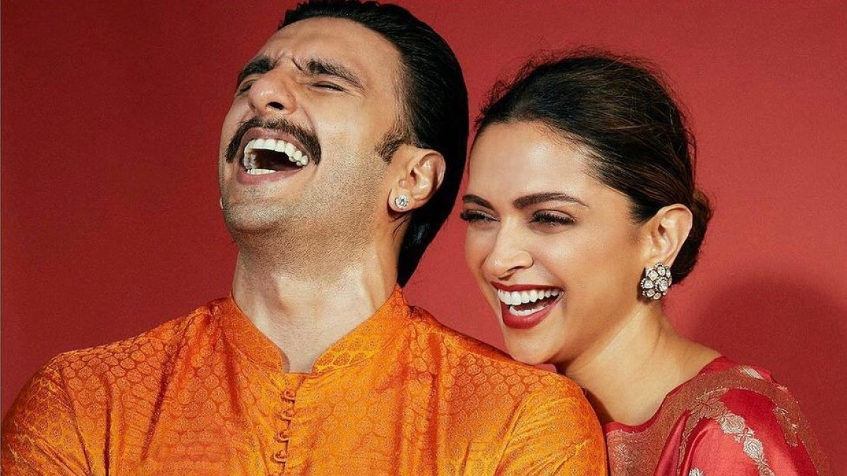 From Kaju Katli to Motichoor Ladoo, Deepika  Padukone gives a thumbs up to memes about her Diwali ensembles