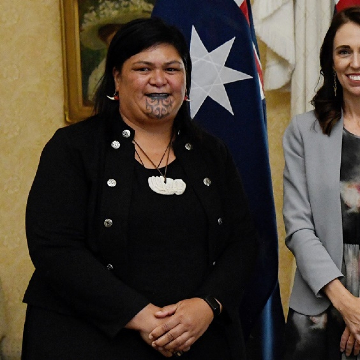 Who is Jacinda Arden's new tattooed Foreign Minister?