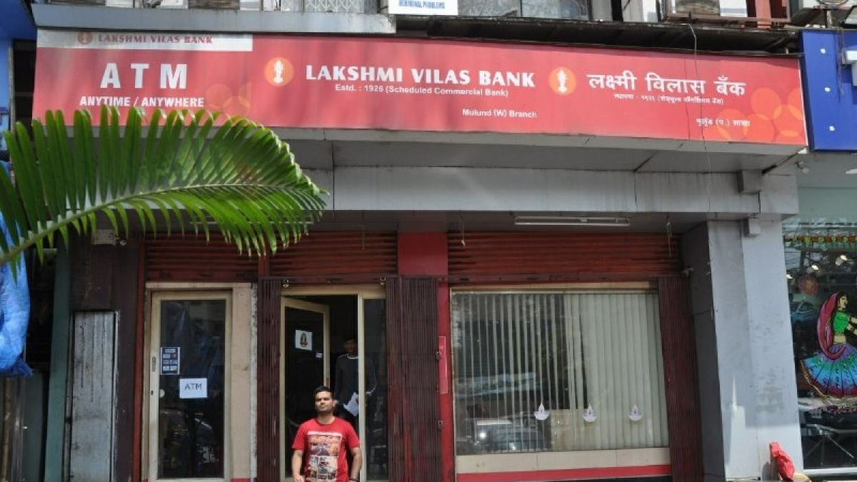 Rbi Excludes Lakshmi Vilas Bank From The Second Schedule Of The Rbi Act