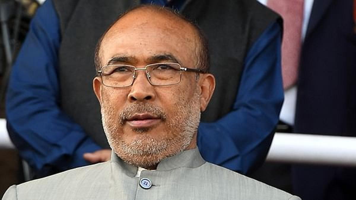 Manipur Chief Minister N Biren Singh