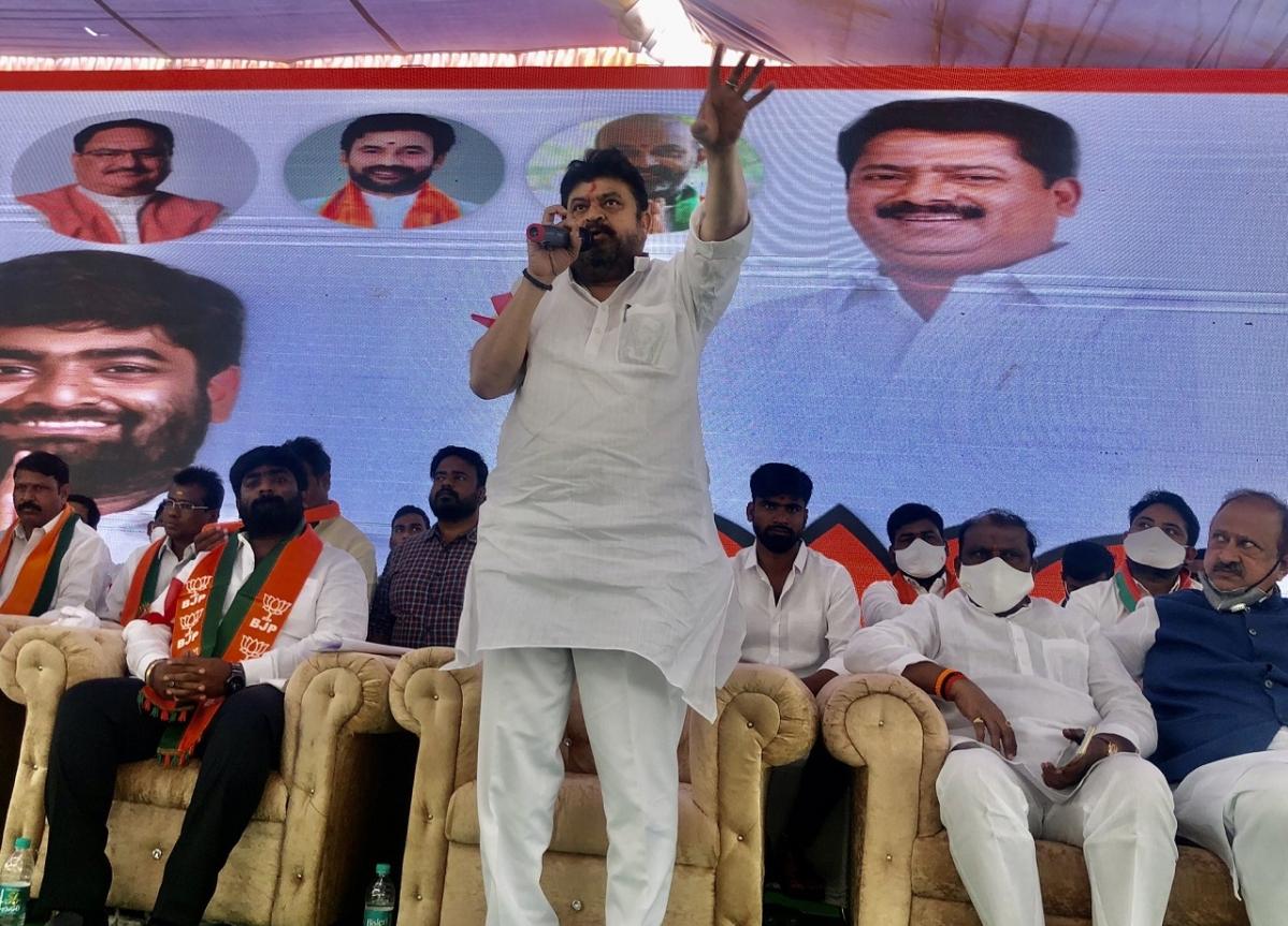 Gupkar alliance parties are anti-India, support separatists: Telangana BJP leader