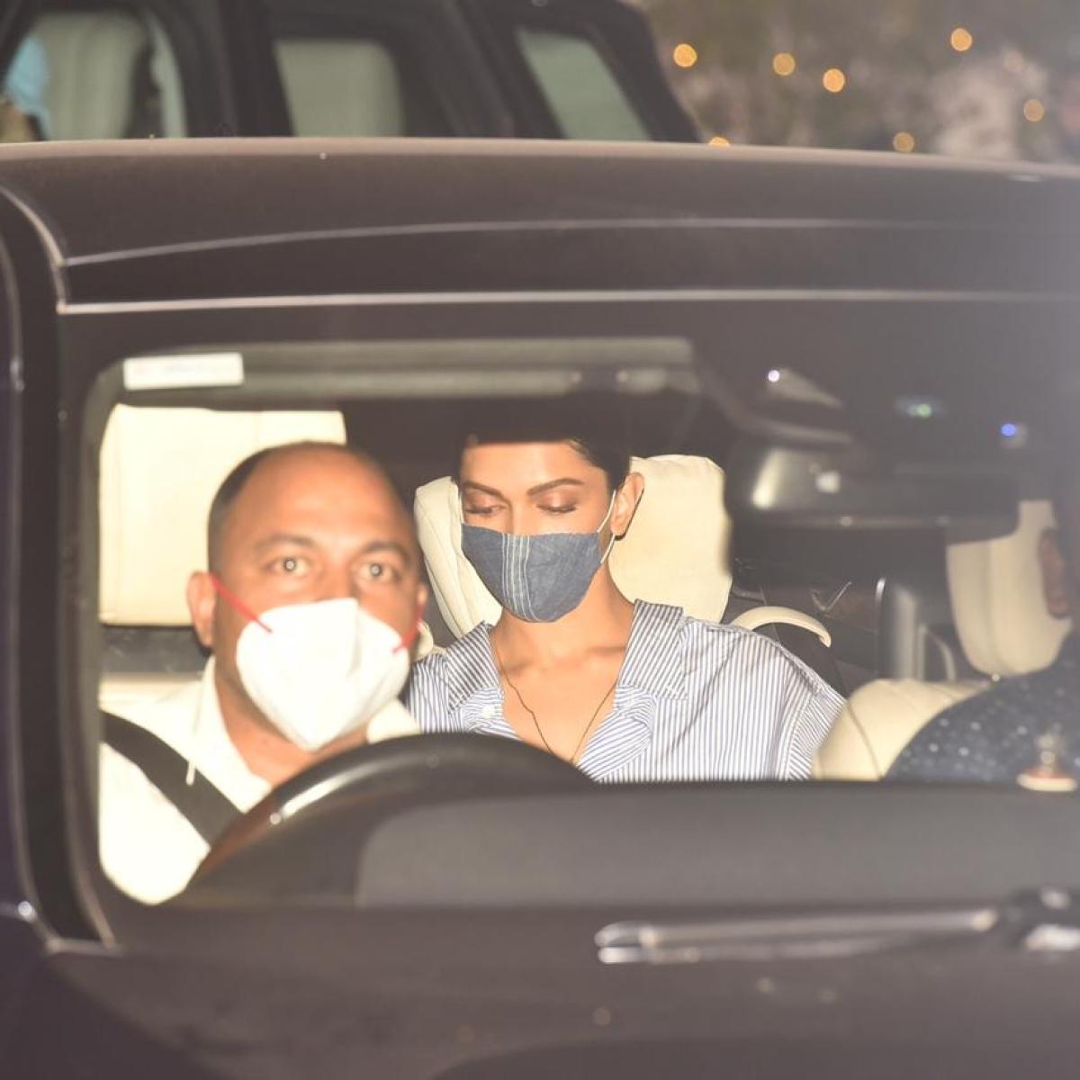 Deepika Padukone arrives in Mumbai, while her former manager Karishma Prakash remains 'untraceable'