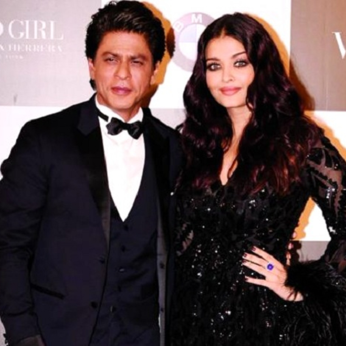 Aishwarya Rai Bachchan and Shah Rukh Khan: The forever star-crossed lovers...onscreen!