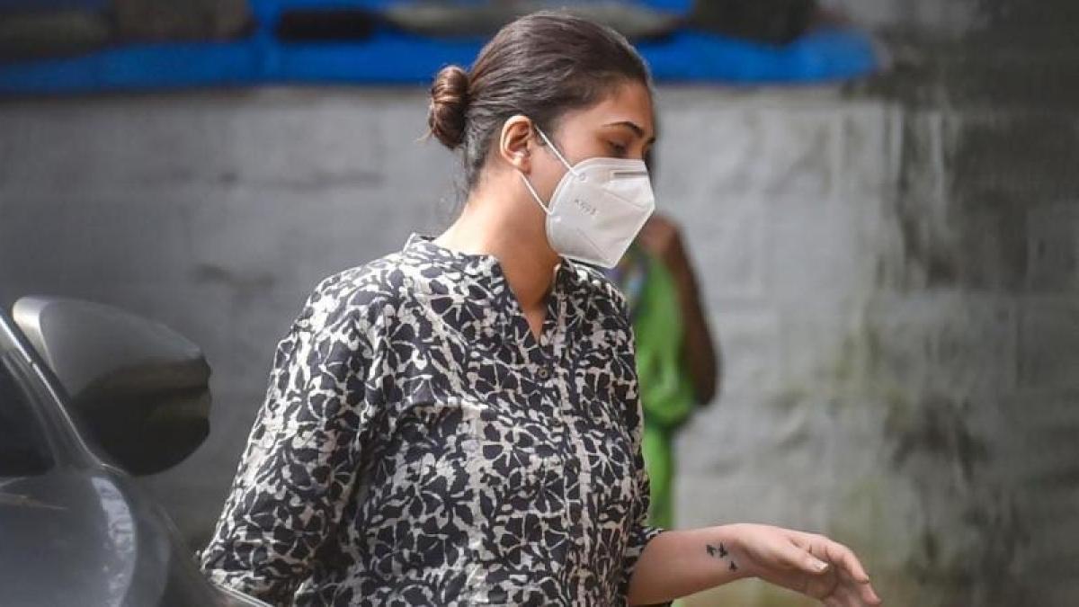 Actress Deepika Padukone's manager Karishma Prakash