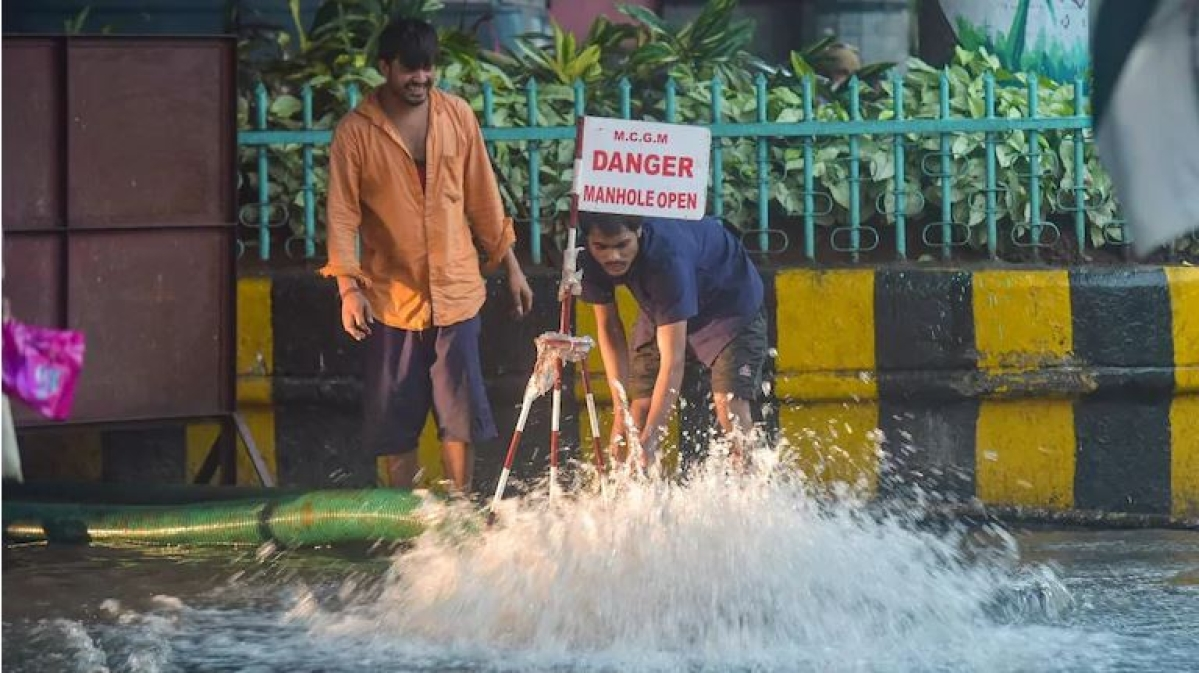 19 chronic waterlogging spots to be repaired before monsoon