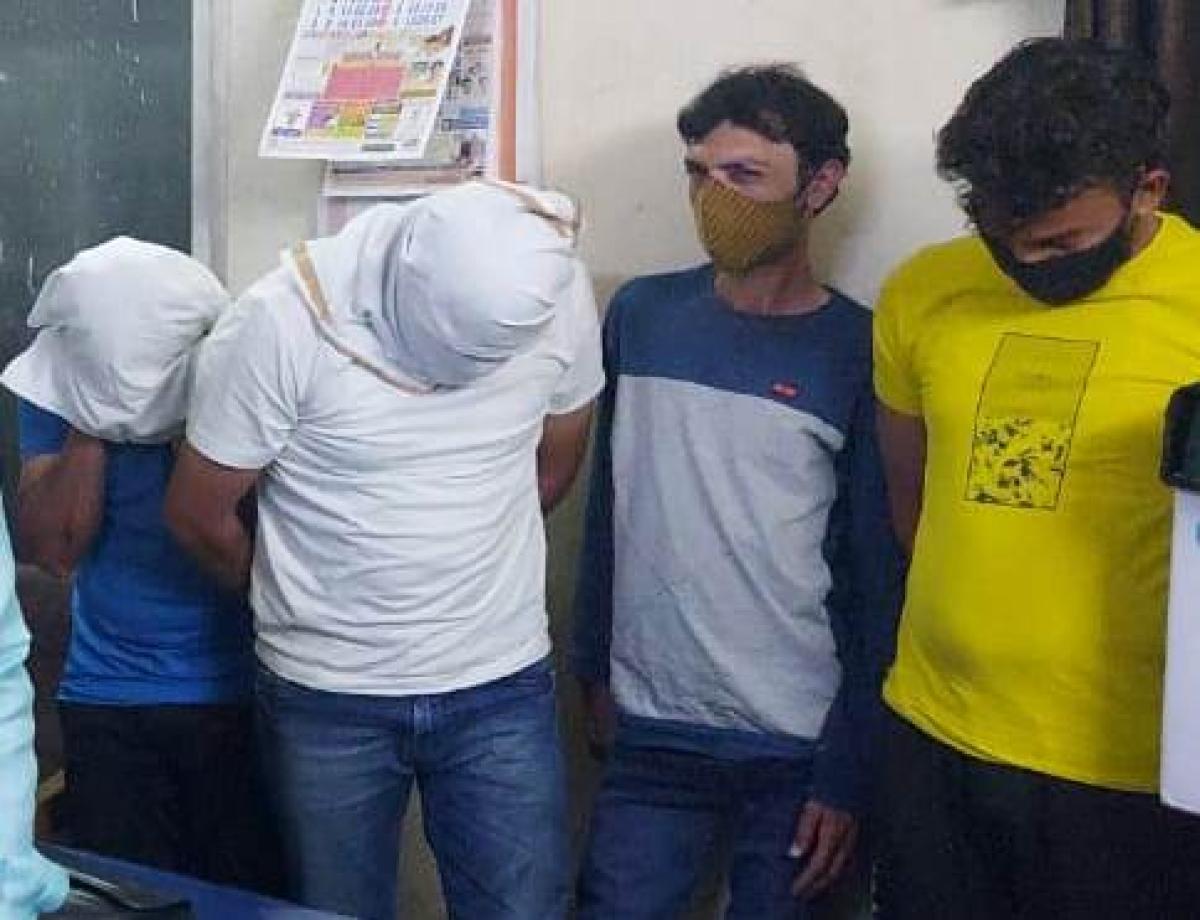 Ujjain: Sex racket busted, 4 girls among 9 arrested from Alakhnanda Nagar
