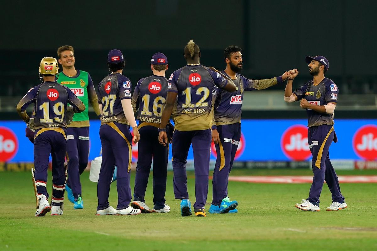 IPL 2020: Pat Cummins, Eoin Morgan shine as KKR thrash RR by 60 runs to keep playoff hopes alive
