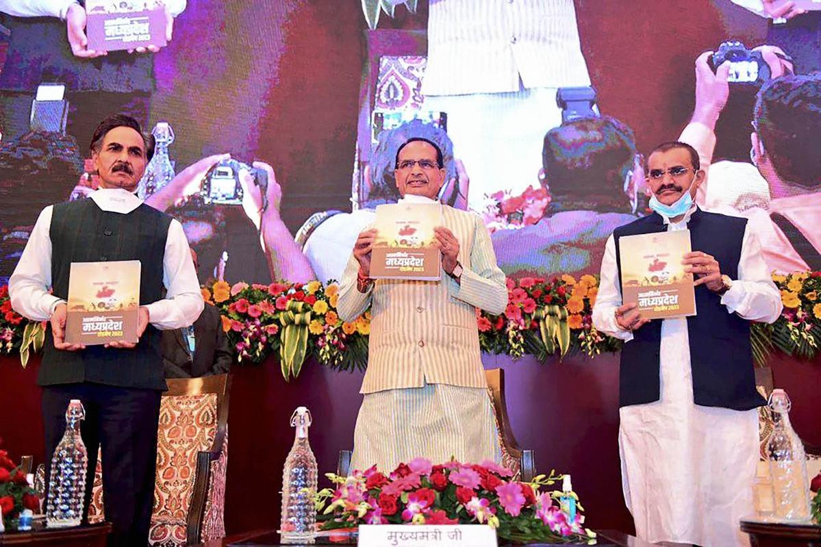 Madhya Pradesh: CM Shivraj Singh Chouhan unveils 'Aatmanirbhar MP' action plan