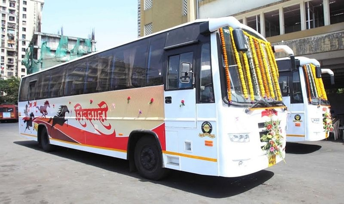 Buses prime transportation mode for people heading to hometowns