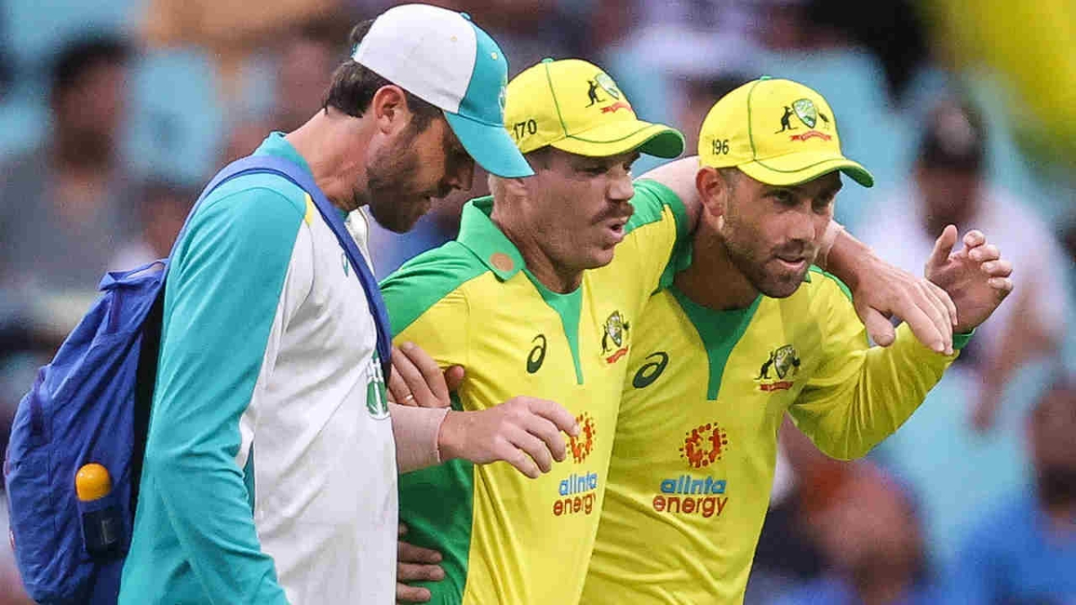 Setback for Australia as Warner ruled out, Cummins rested for last ODI, T20I series against India