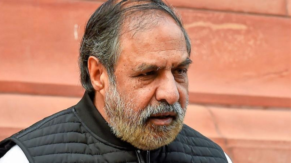 Anand Sharma in newly-formed Congress Foreign Affairs Committee, days after deviating from party stance on RCEP deal