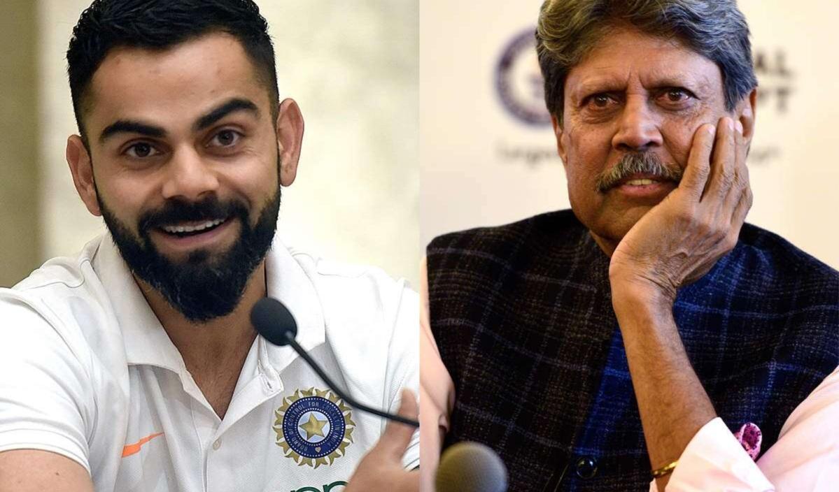 'Gavaskar didn't see his son for months': Kapil Dev on Virat Kohli's paternity leave